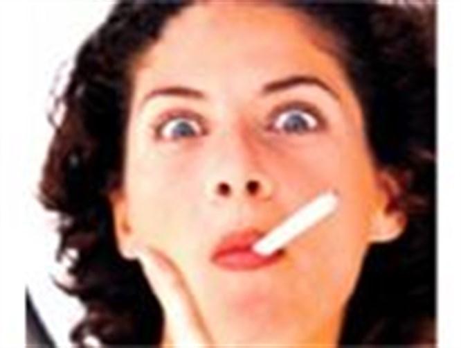 Sigarayı bırak da gel